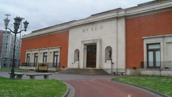 Museo De Bellas Artes De Bilbao. Imagen de Archivo