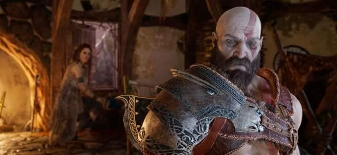 El mejor momento de God of War para PS4