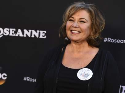 La actriz Roseanne Barr