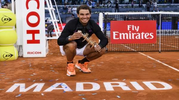 Rafa Nadal gana el Mutua Madrid Open