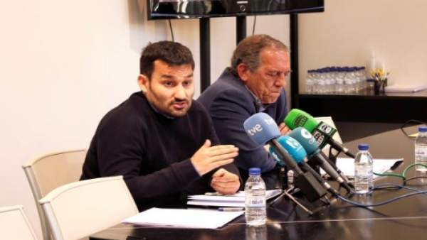 Vicent Marzà y Miguel Soler