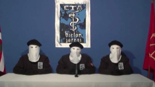 ETA comunica que pone fin a sus 60 años de historia