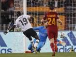 Mané marca en el Roma - Liverpool