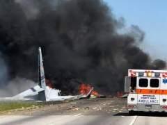 Accidente de un avión de la Guardia Nacional de Puerto Rico