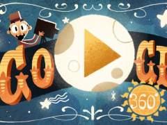 Doodle de Google sobre Georges Méliès
