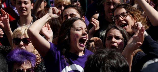 El proyecto #Cuéntalo de denuncia de violencia contra las mujeres reunió 50.000 testimonios de ...