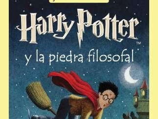 5. HARRY POTTER Y LA PIEDRA FILOSOFAL