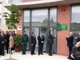 Rajoy inaugura las instalaciones del PEFE