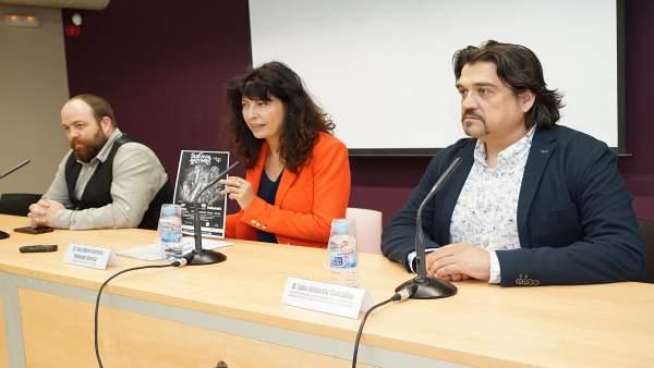 Valladolid.- Redondo, en la presentación del 'Survivival Zombie'
