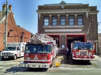 Departamento de bomberos Chicago