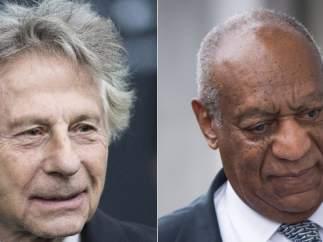 Roman Polanski y Bill Cosby