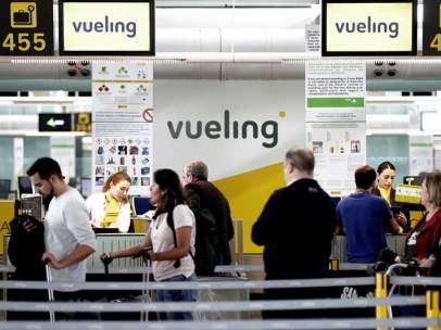 Huelga de pilotos de Vueling