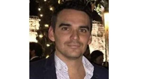 Pablo Escribano, desaparecido en Madrid