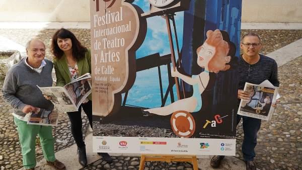 Valladolid (04-05-2018).- TAC presenta El Comediante