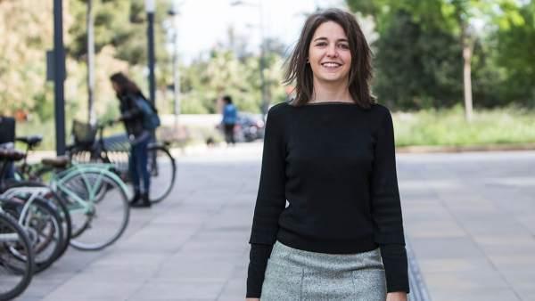 María Pérez Herrero, directora gerente de la Autoridad de Transporte Metropolitano de València