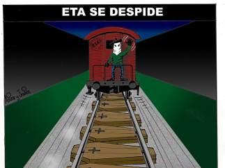 ETA se despide