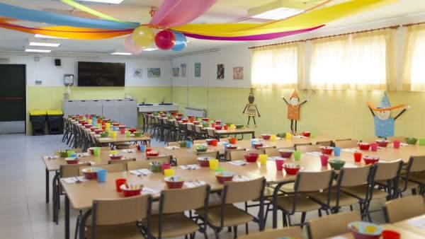 Junta afirma que cuida de los servicios de los comedores escolares ...
