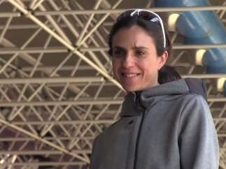 Nuria Fernández, atleta
