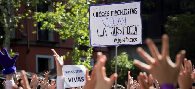 Contra la sentencia de La Manada
