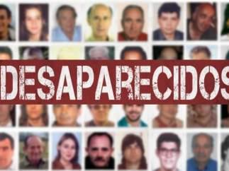 Desaparecidos en España