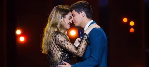 Segundo ensayo de Eurovisión