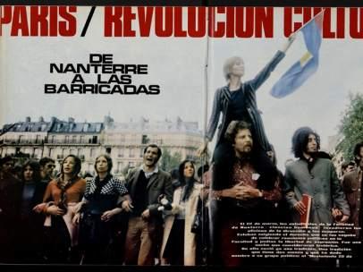 Reportaje 'París / Revolución cultural' incluido en la revista Triunfo publicada el 1 de junio de 1968