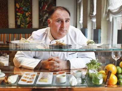 El chef José Andrés en una foto de archivo