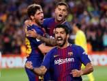 Suárez, el 1-0