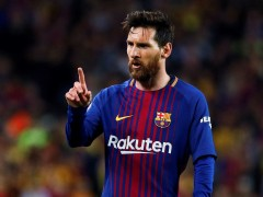 Messi promete la Champions al Camp Nou