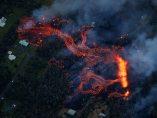 Río de lava del Kilauea