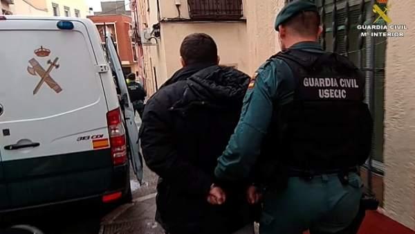 47c7a35b6109 El asalto en La Bañeza (León) a representantes de joyería permite  desarticular un peligroso grupo criminal