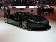 Ferrari muestra el SP38, un coche fabricado para un solo cliente