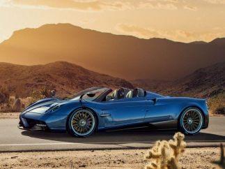 8. Pagani Huayra Roadster (2.210.000 €)