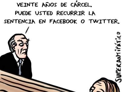 Redes sociales justicieras