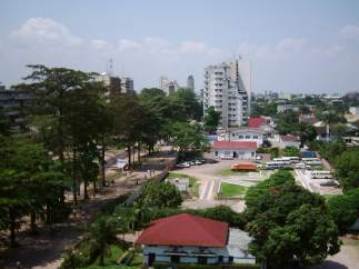 9. KINSHASA (R. DEMOCRÁTICA DEL CONGO)