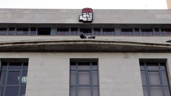 Sede del PSPV-PSOE en València