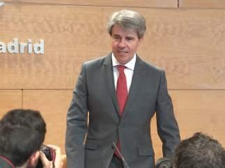 El PP designa a Ángel Garrido para presidir la CAM