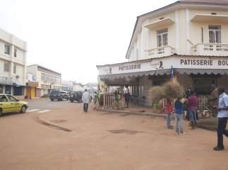 2. BANGUI (R. CENTROAFRICANA)