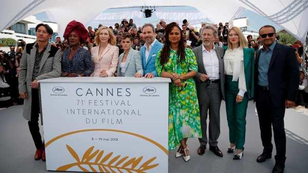Jurado del Festival de Cannes 2018