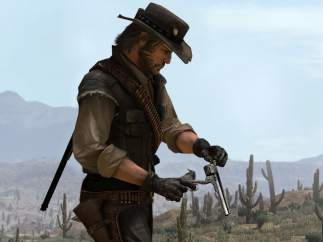 15. RED DEAD REDEMPTION