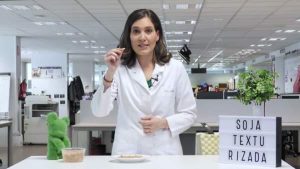 Boticaria García y la soja texturizada