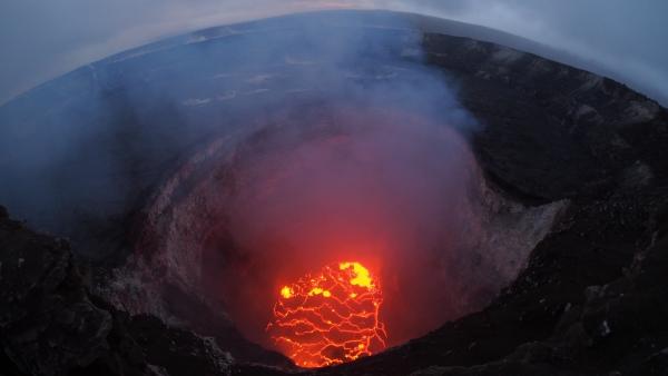 Volcán hawaiano Kilauea