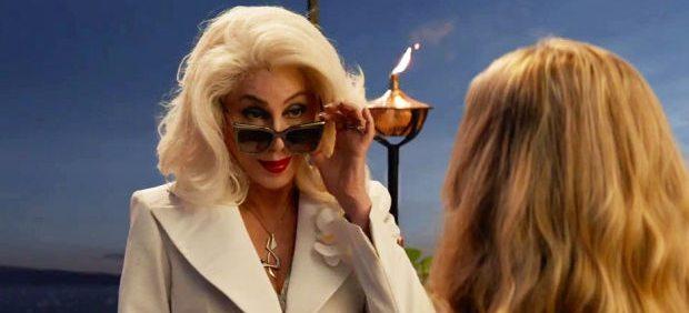Cher, en 'Mamma Mía! Una y otra vez'