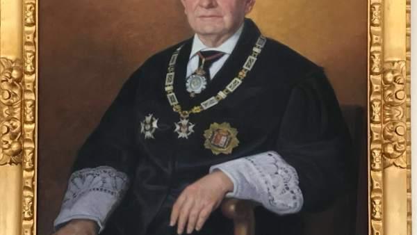 Manuel Rojo Cabrera, exdecano del Colegio de Abogados de Sevilla