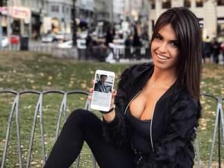 Es una de las españolas con más seguidores