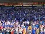 Los aficionados del Birmingham City