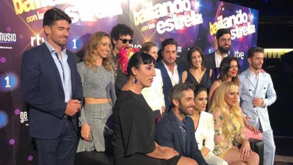 Presentación de 'Bailando con las estrellas', el nuevo 'talent show' de La 1 de RTVE