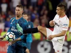 """El Sevilla apela a la """"pasión con respeto"""" ante el Madrid"""