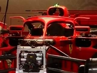 Los nuevos retrovisores de Ferrari