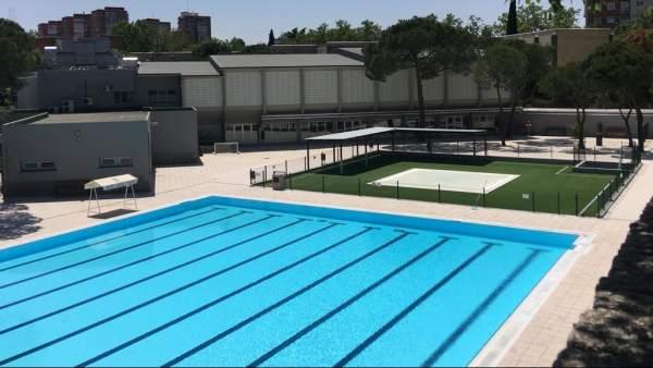 Horarios de las piscinas municipales de madrid para el for Las mejores piscinas municipales de madrid
